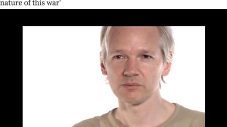 Guardian U.K. Video, Afghanistan War Logs