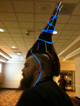 Hacker Hair Updated