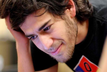 "Internet freedom activist Aaron Swartz was ""killed by the government"""