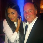 Nicole Scherzinger and Kevin Allyn
