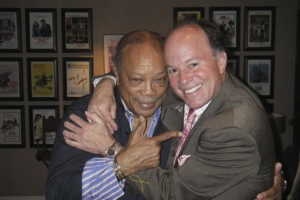 Quincy Jones Kevin Allyn