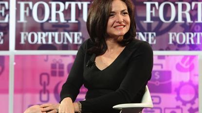 Facebook COO Sheryl Sandberg's Message: #banbossy