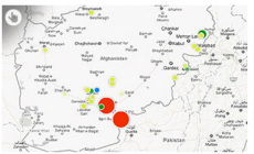 Afghanistan: The war logs