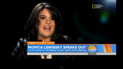 Monica Lewinsky: 'I Was A Virgin To Humiliation'